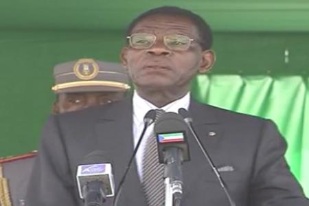"""Teodoro Obiang Nguema """"Tutu Alicante es un traidor de la patria que no ama a su país"""""""