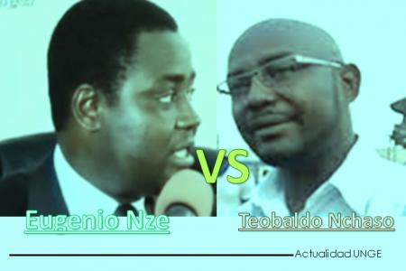 Eugenio Nze Obiang destaca por su discriminación étnica en la TVGE