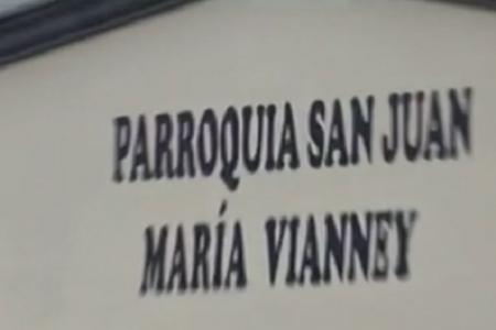 Fallecen dos mujeres en el incendio de la Parroquia San Juan Maria Vanney