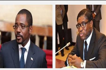 Obiang cede a sus cuñados de Sao Tomé una parte de un yacimiento petrolífero