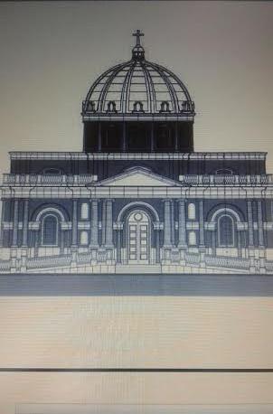 Residencia construida especialmente para el Papa Francisco