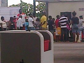 Desde el jueves los surtidores de Gepetrol en Bata no tienen gasolina…