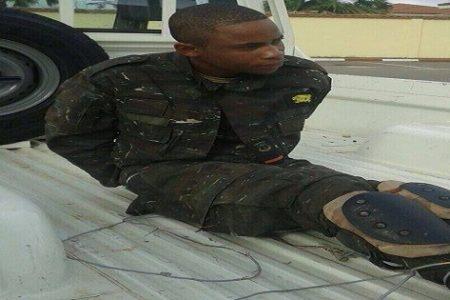 Un militar mata a dos de sus compañeros en el palacio presidencial de Mongomo