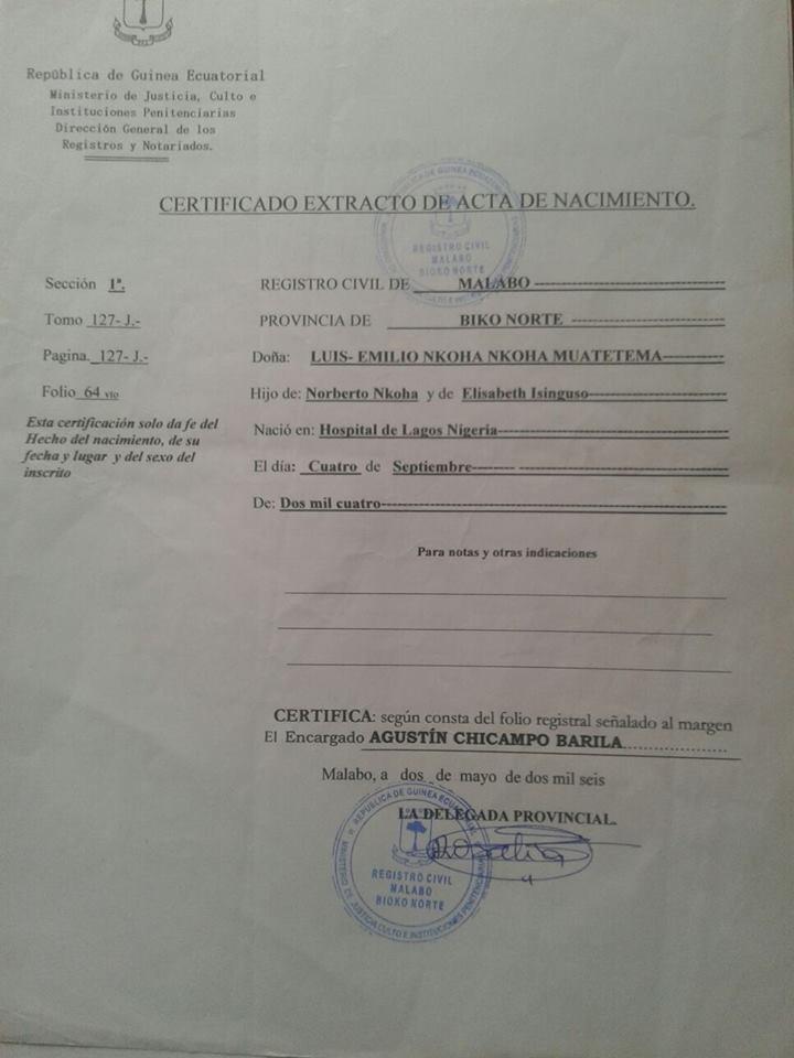 Diario Rombe - Periódico Digital de Guinea Ecuatorial
