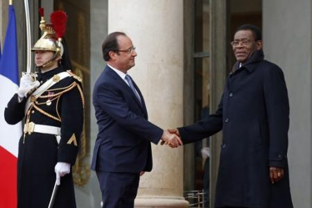 Nota aclaratoria de la demanda de Guinea E. contra Francia ante la Corte Internacional de Justicia