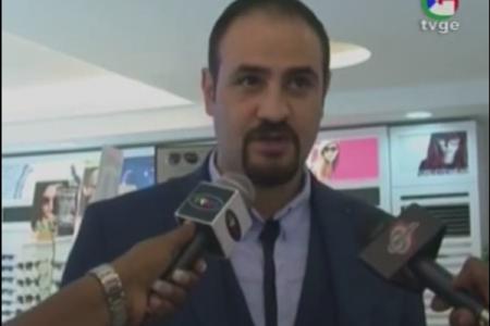 "Vídeo: ""Guinea Ecuatorial nos pertenece"" afirma el Responsable del Centro Comercial"