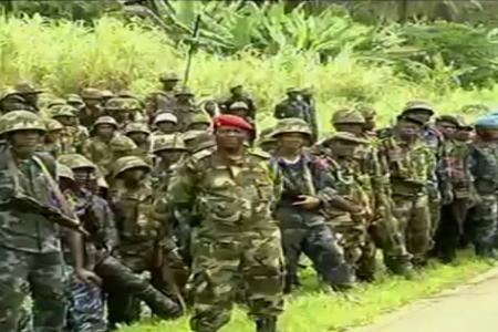 Los militantes del PDGE en Annobón asistieron al Tercer Congreso Extraordinario en Bata
