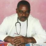D. Samuel Mba Mombe Representante del Partido Político CORED en la República de Camerún