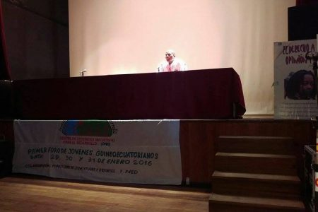 Clemente Enguema Onguene cancela en Bata la celebración de un Foro de Jóvenes