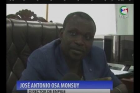 Vídeo: ¿Director General de una institución pública de Guinea Ecuatorial?