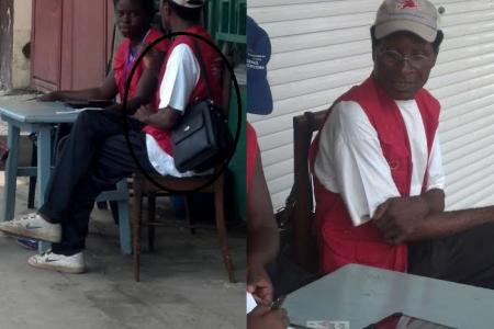 D. Moisés Presidente de la Comunidad de Vecinos Nº26 tiene su propia lista del PDGE