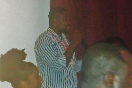 La polícia lanza una orden de busca y captura contra Anacleto Micha miembro del CEID