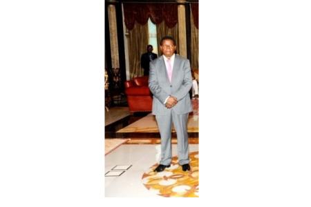 Fallece en un accidente de coche D. Tarsicio Obama Nseng Consejero Especial de Geproyectos