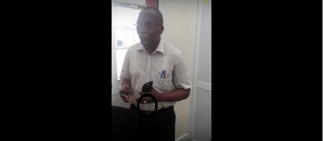 """En libertad sin cargos Candido Obama Nguema Andeme """"el profanador de tumbas de la Roscroix"""""""