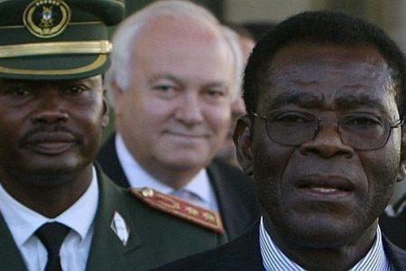 El Lobby del PSOE al rescate de Teodoro Nguema Obiang Mangue