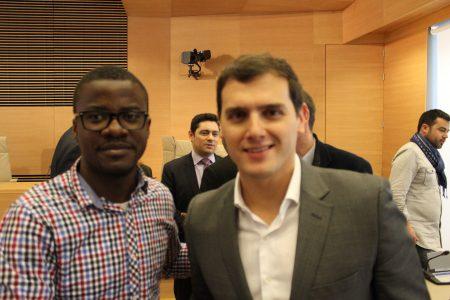 Ciudadanos comprometido con Venezuela y Guinea Ecuatorial