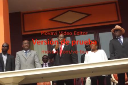 Vídeo: ¿Saben ustedes por qué los seguidores de Gabriel Nse Obiang Obono se emocionan?…