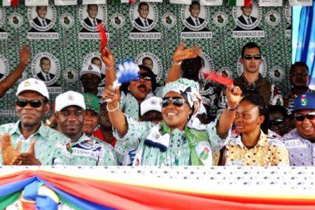 """""""A partir del 2020 no volveré a ser candidato a las presidenciales"""" Obiang Nguema"""