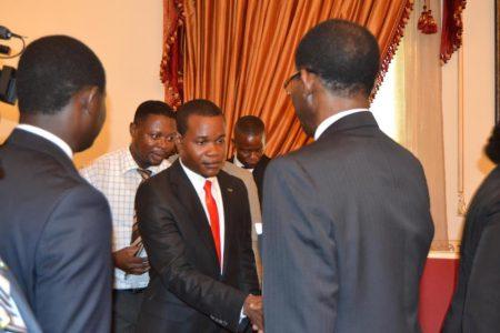 Réplica de Dña. Filomena Nse a los periodistas Melanio Ncogo y Asuncion Nchama