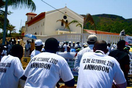 Acoso de las Fuerzas del Orden Público a la Población de Annobón