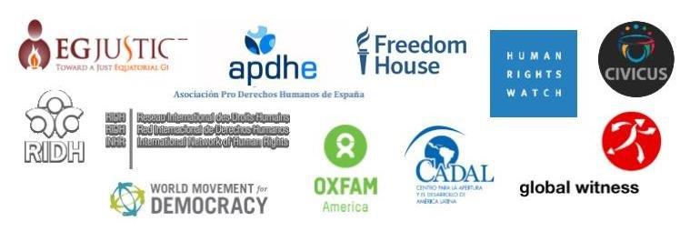 Ataques pre-electorales contra la Sociedad Civil en Guinea Ecuatorial