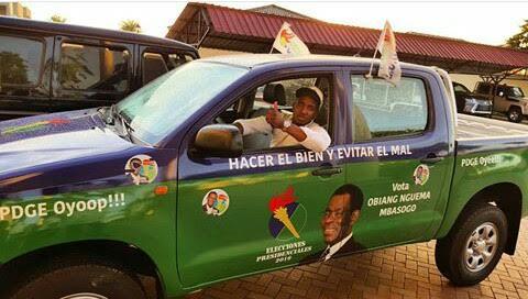 La ingratitud de Obiang y su familia hacia nuestro país ya no tiene límites