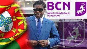 Teodorin ofrece 7.000.000€ para hacerse dueño de un banco en Cabo Verde
