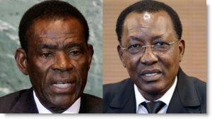 """El actual presidente chadiano, Idris Deby, dijo que este juicio pretendía """"liberar a África de la maldad""""."""