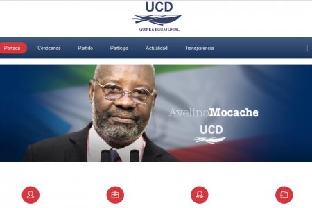 UCD estrena Página Web www.ucdge.com