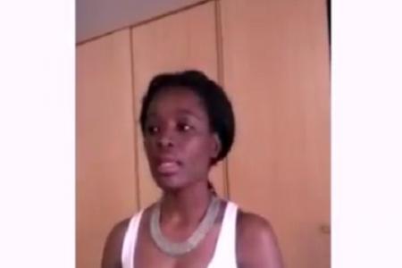 "Isabel Ñengono Ndong ridiculiza a los aduladores del PDGE ""ES LA CONCIENCIA DEL PUEBLO…"""