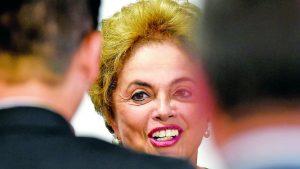 El Senado brasileño suspende a la presidenta Dilma Rousseff