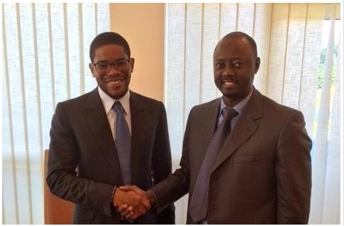 El BDEAC y CCEIBANK prestan a Pastor Hassan Obiang más de 50 mil millones de francos