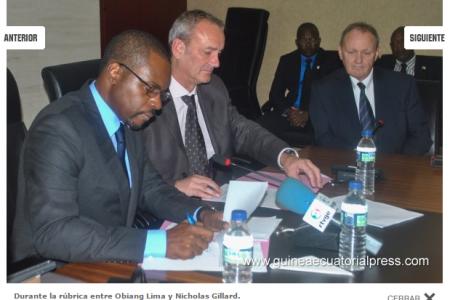 SBM Offshore firma acuerdos con Mbega Obiang tras el escándalo de sorbornos