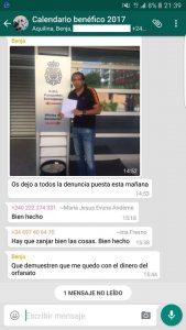 Audio: La llamada telefónica de un Inspector de Policía español amenazando con cordialidad a Diario Rombe