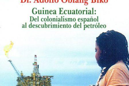 Ya está disponible en las librerías de España, EEUU y América Latina el nuevo libro de Adolfo Obiang Biko