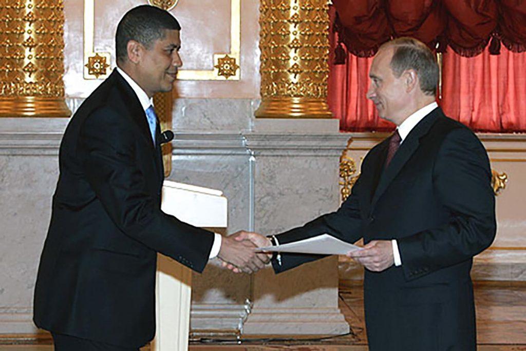 Vladimir Puntin & Fausto Abeso
