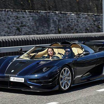 Cuando la policía te confisca un Koenigsegg One:1, un Lamborghini Veneno y te llamas Obiang