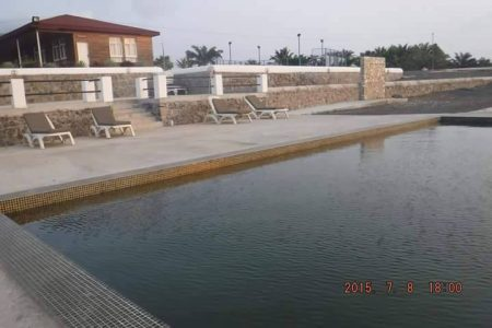 La constructora Somagec regala una vivienda en annobon al hijo de Teodoro Obiang