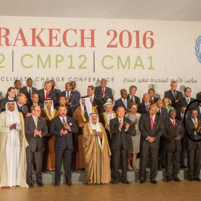 ¿Qué pinta Guinea Ecuatorial en el COP22?