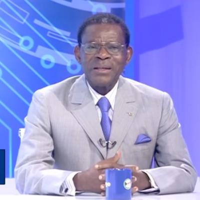 """""""Los suizos son gente formada y mejor civilizada que los guineanos"""" Teodoro Obiang"""