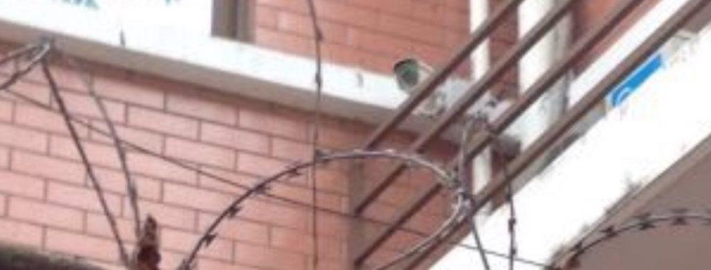 Seguridad Nacional instala una cámara de vigilancia para espiar a Ricardo Mangue
