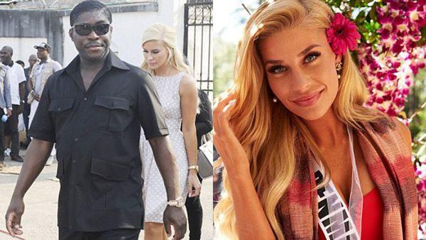 La Miss Dinamarca pierde su corona y es acusada de lavar dinero de Teodoro Nguema Obiang