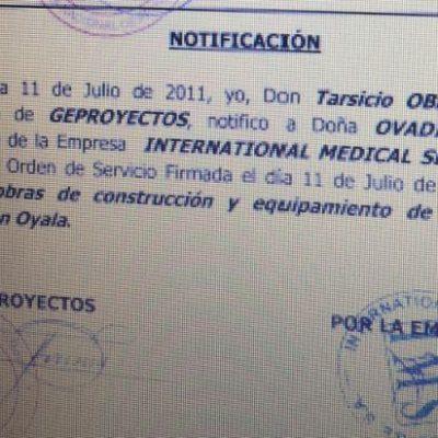 La empresa IMS niega haber cobrado hasta la fecha los  45.283.050.787 fcfa del Gobierno