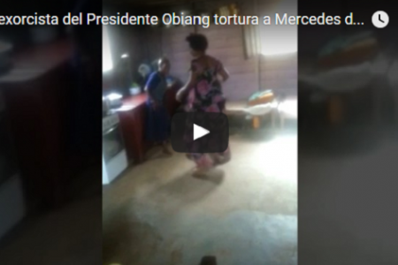 La exorcista del Presidente Obiang tortura a Mercedes de 78 años por 500 Fcfa (0,76€)