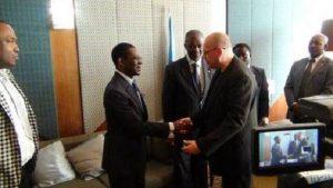 El nazismo de Luc Michel, la directriz que subyace al último discurso oficial de Teodoro Obiang en Mongomo
