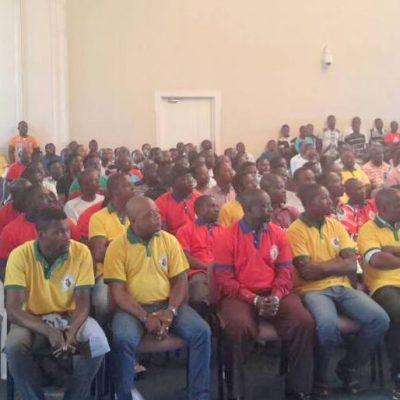 El PDGE recurre a sus militantes  para firmar un falso manifiesto de clemencia en nombre de los huelguistas