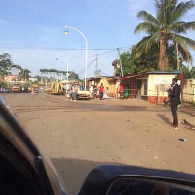 Malabo amanece sin taxis en protesta contra las normas de Jesus Ngomo Nvono