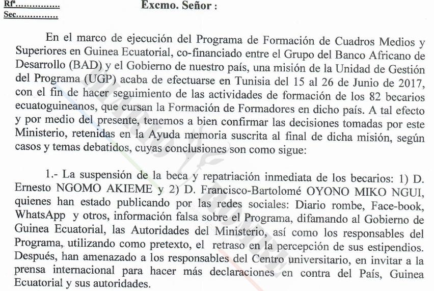 El Régimen incrementa las acusaciones de colaboración con Diario Rombe