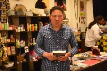 Magazine Gente Latina emite un reportaje sobre el libro de Adolfo Obiang Biko