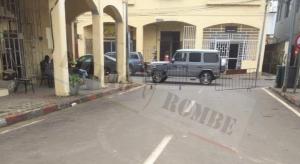 El Régimen de Guinea Ecuatorial militariza el Palacio Presidencial del Dictador en Malabo